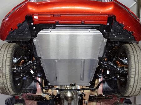 Lada XRAY 2016-Защита картера (алюминий) 4мм